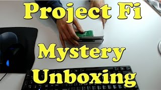 Google Project Fi Mystery Unboxing -- Happy Holidays?