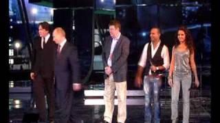 Eurovision 2009 Putin