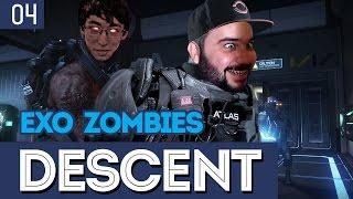 Exo Zombies | Descent #4 - Esse round é eterno!