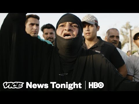 Iraq's Water Protests Have Left At Least 13 People Dead (HBO)
