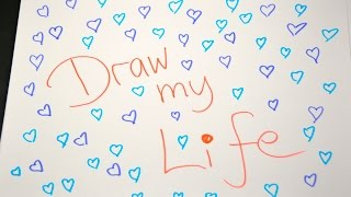 Draw My Life by Paula Joline - Leben in London und New York City