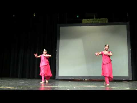 AZ Tamil sangam 2014 Diwali function Unnai Kannadu Song dance