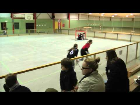Damen-BuLi Rollhockey: RSC Darmstadt vs. SG Herten/Lichtstad