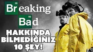Breaking Bad Hakkında Bilmediğiniz 10 İlginç Şey!