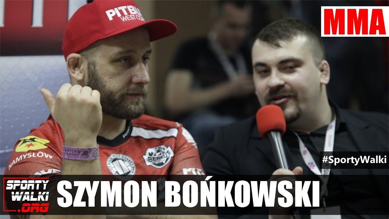 Szymon Bońkowski: Mamed Khalidov wystąpi w pierwszej połowie roku