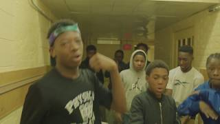 KID-I CYPHER - MLK School - Milwaukee
