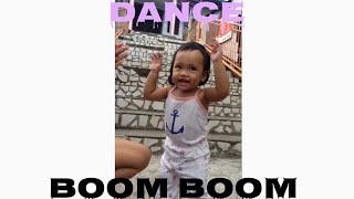 DANNIES DANCING BOOM BOOM