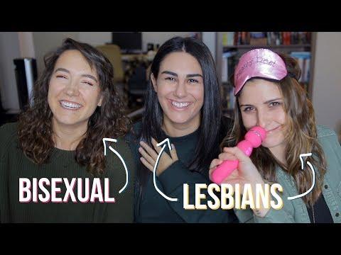 Do We Have Sex Dreams About Men? | LESBIAN Vs BISEXUAL