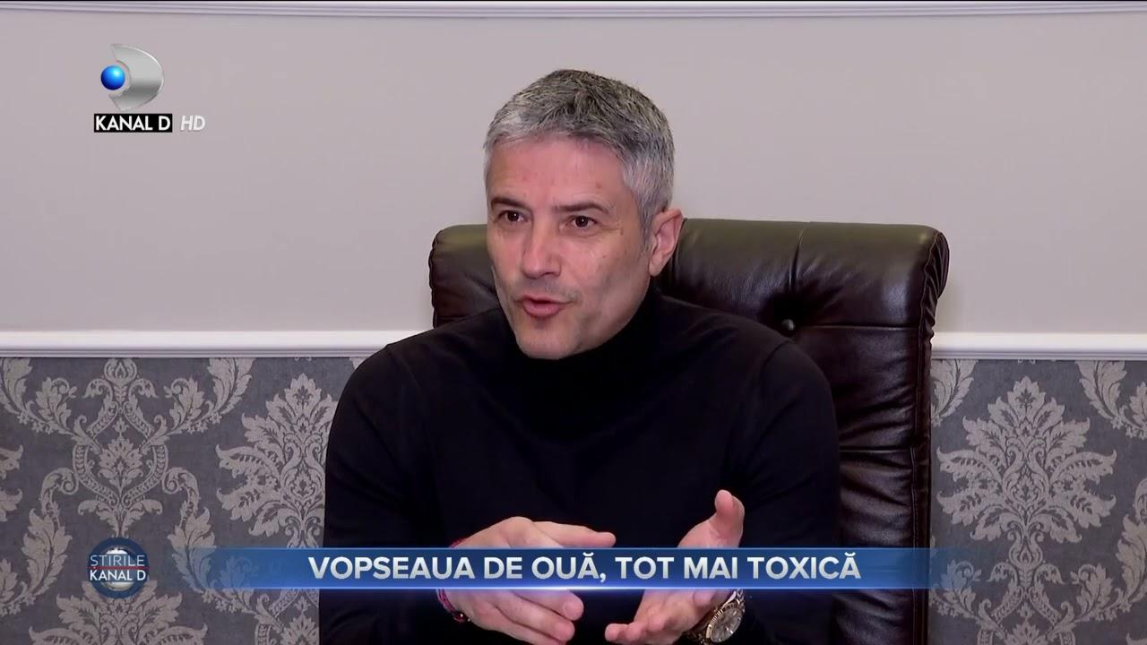 Stirile Kanal D (17.04.2021) - VOPSEAUA DE OUA, TOT MAI TOXICA!  | Editie de seara
