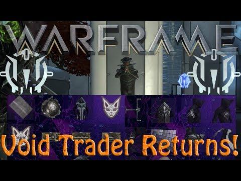 Warframe - Void Traders Returned! 105th Rotation thumbnail