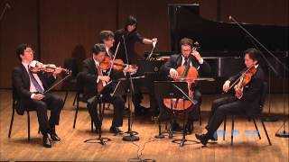 Peter Serkin and Shanghai Quartet: Dvorak Piano Quintet