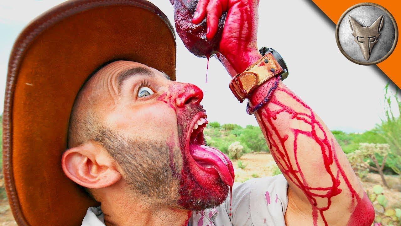 Zombie Juice!