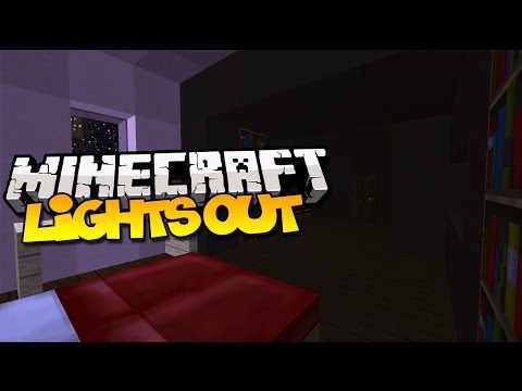 Minecraft: Halloween Special (Lights Out) | Custom Horror Map