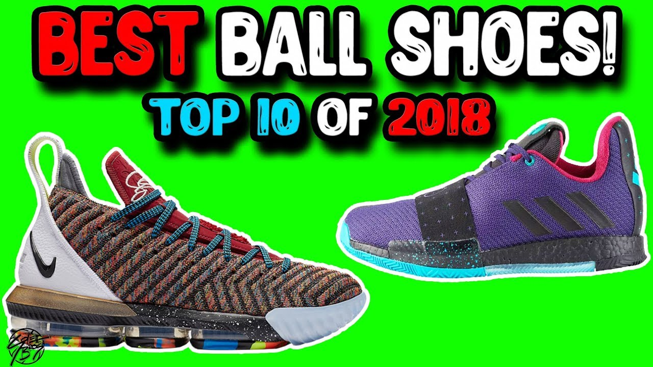 7e930242f18 Top 10 Performing Basketball Shoes of 2018! So Far.. - YouTube
