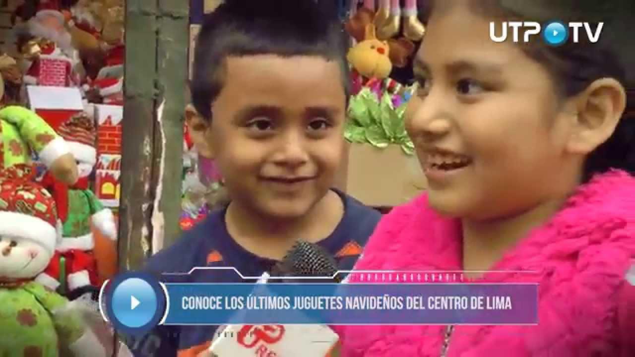 Novedades El Las Juguetes De Centro Conoce Con En Nosotros Lima Últimas X80PNknwO