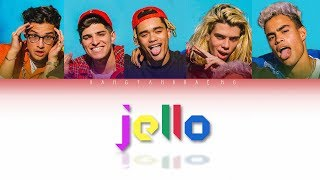 PRETTYMUCH - Jello // color coded lyrics