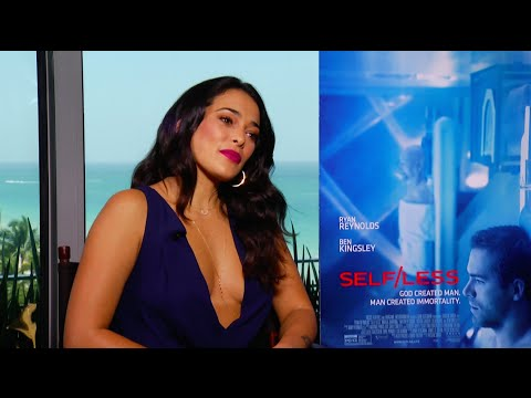 Natalie Martinez Interview - SELF/LESS - This Is Infamous