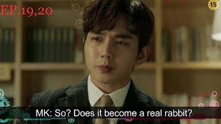 Video Eng Sub I Am Not a Robot |EP. 19,20 Preview| Yoo Seung Ho&Chae Soo Bin Does it become a real Rabbit? download MP3, 3GP, MP4, WEBM, AVI, FLV September 2018