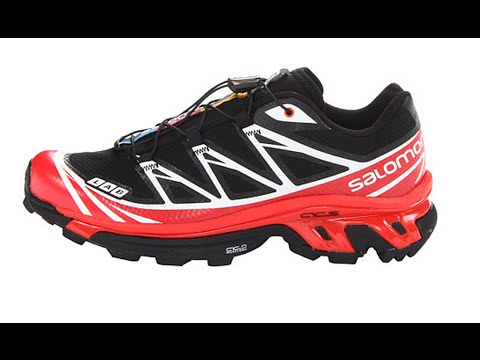 meilleur site web c93c4 b3f77 Salomon S-Lab XT 6 Softground Men's Hiking Trail Running Outdoor Gym Shoes