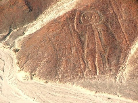 Flying Over The Nazca Lines And Geoglyphs Of Peru: September 2017