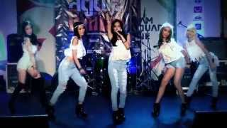 """Lost Stars (Into The Night Mix)"" by ""ไกอา"" (GaiA) @ ""Siam Street Fest 2014"""