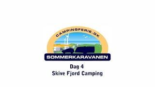 Sommerkaravanen 2015 Dag 4 (Skive Fjord Camping)