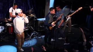 KINGS OF THE CITY - Make Me Worse *Live* (Danny Wilder