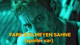 Avengers Endgame: Gözlerden Kaçan Gizli Sahne