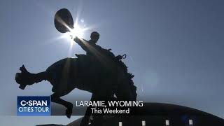 American History TV Visits Laramie, Wyoming