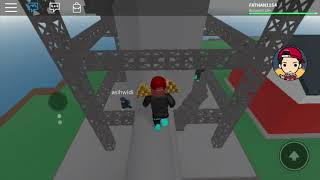 Woy escapes all there are attacks from Earth Wooooooooy (ROBLOX Indonesia)