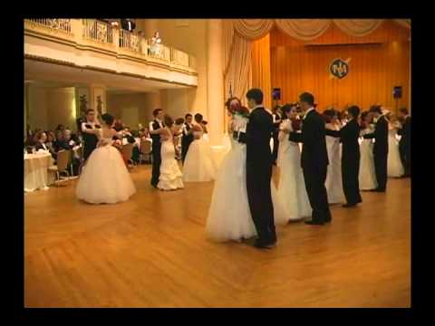 Philadelphia Debutante Ball 2010, Ukrainian Engineers' Society - Debutantes' Dance