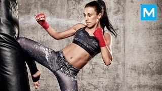 UFC Champion - Joanna Jedrzejczyk | Muscle Madness