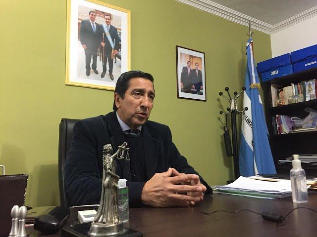 Dr Buenaventura Duarte