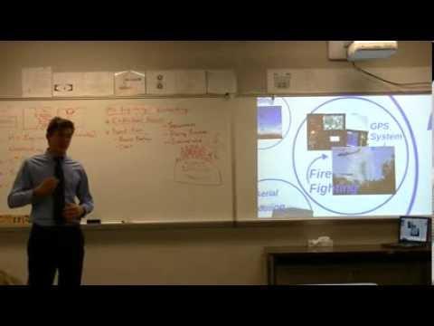 Federico's Senior Project Presentation