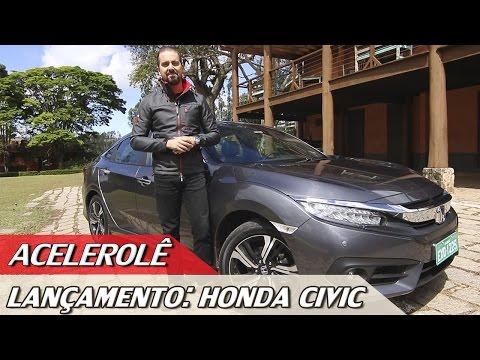 LANÇAMENTO: HONDA CIVIC - ACELEROLÊ #11   ACELERADOS
