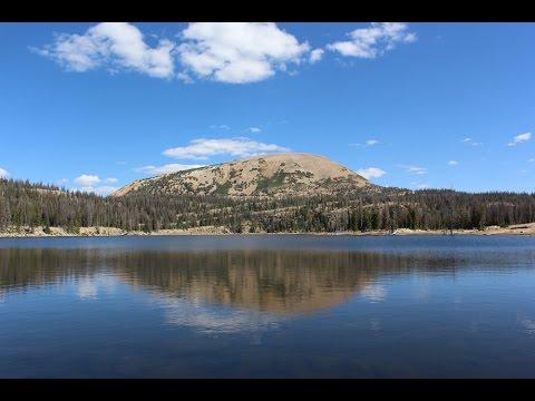 Hiking To Long Lake Utah - Utah Outdoor Activities