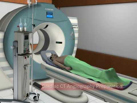 angiogram machine
