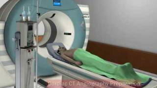 Coronary CT Angiography in 128 slice CT scanner