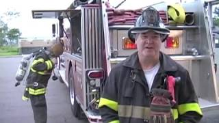 FIREFIGHTER TRAINING : THE S.C.B.A