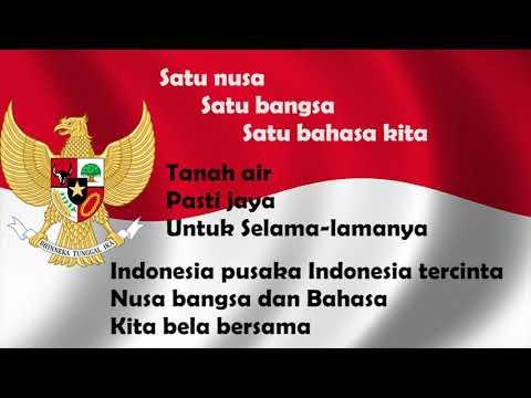 Lagu Nasional - Satu Nusa Satu Bangsa