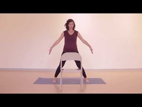 Standing Yoga Home Exercise Program