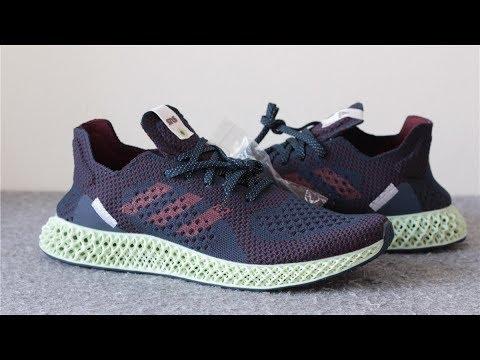 info for 48a29 ccca5 Sneakersnstuff X Adidas Consortium FUTURECRAFT 4D Unboxing