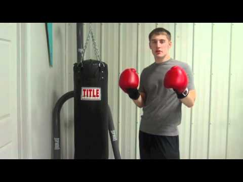 Title MMA Heavy Bag Stand Set Review