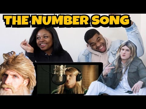 Logan Paul - THE NUMBER SONG (Official Music Video) prod. by Franke | REACTION!!!!