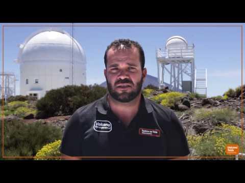 Observatorio del Teide especial para familias