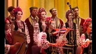 Раїса Кириченко і Черкаський народний хор - Синові