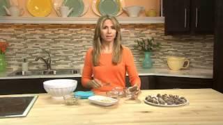 Chocolate Hazlenut Truffles