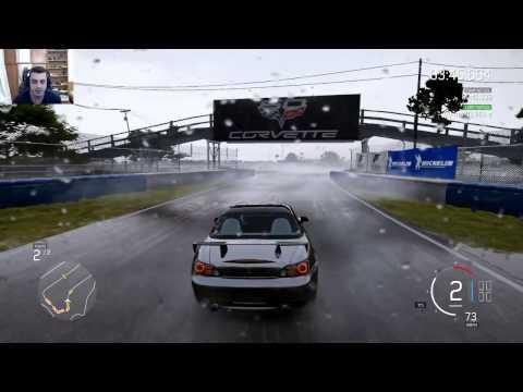 Premiere impression de Forza Motorsport 6 (DEMO)
