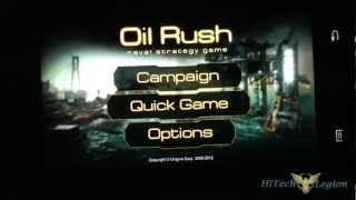 unigine Oil Rush for Android Overview