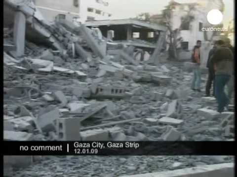 Gaza city attacks